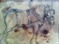 Cart Horse (SOLD)