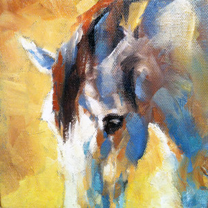 White Horse (SOLD)