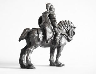 Knight I: Chess Set Piece