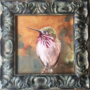Golden Creatures: Calliope I (SOLD)
