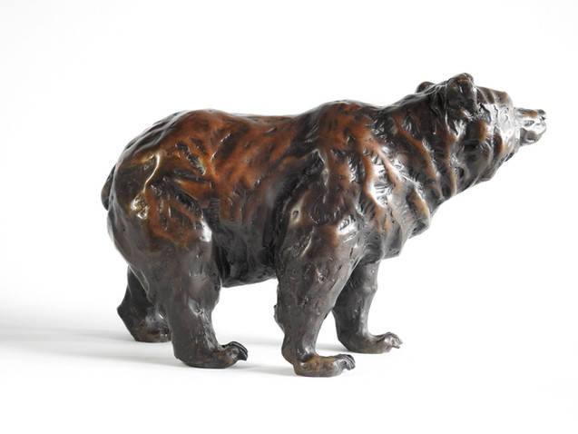 Scenting, Grizzly (EDITION SOLD OUT)
