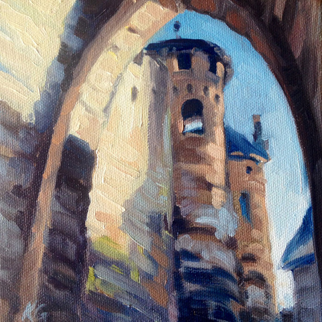 Carcassonne (SOLD)