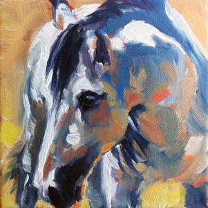 Pride of the Stud (SOLD) Prints Available