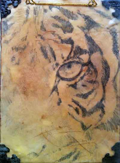 Tiger Eye (SOLD)