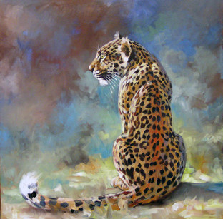 Spots in the Sun (SOLD)