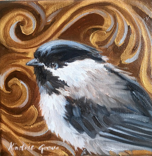 Golden Creatures: Chickadee