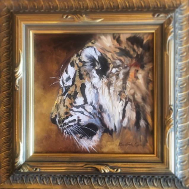 Golden Creatures: Tiger (SOLD)