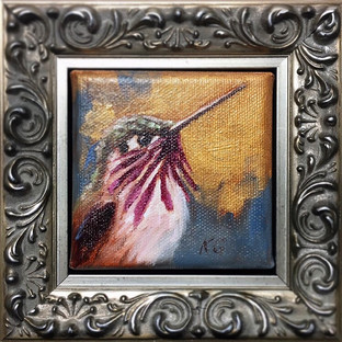 Golden Creatures: Calliope III (SOLD)