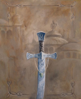 Cover Painting for Book Two