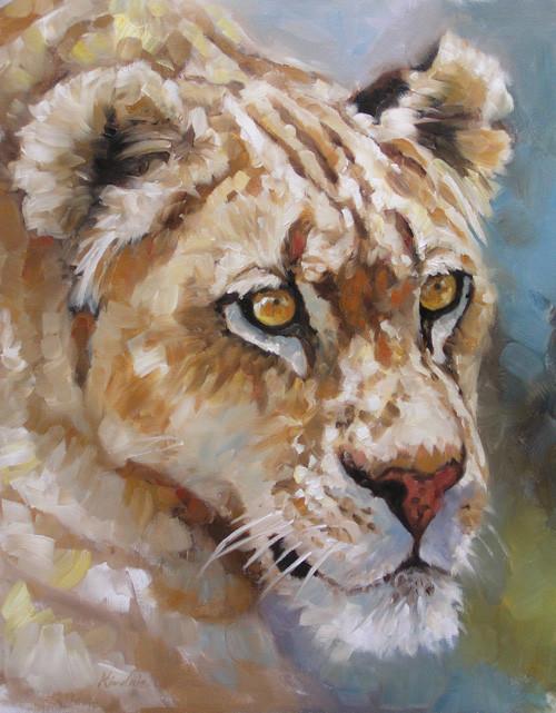 Huntress, Lioness