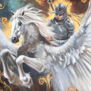 Infinite Wings, Valkyrie and Pegasus