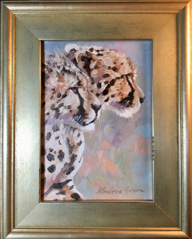 Cheetah Brothers (SOLD)