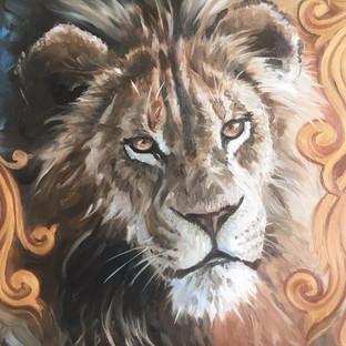 Golden Creatures: Savanna Prince