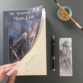 New Etsy Shop For The Stone Guardians Books & Art!