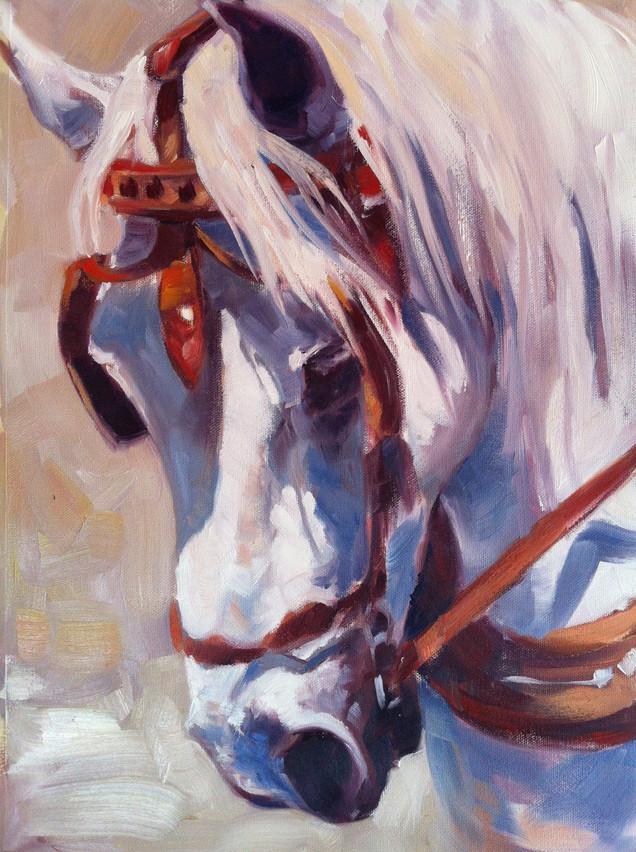 Ronda Carriage Horse
