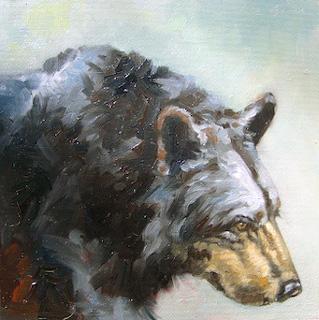 Calm Bear