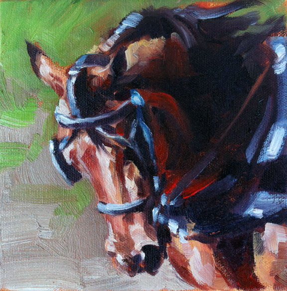 Under Harness (SOLD)