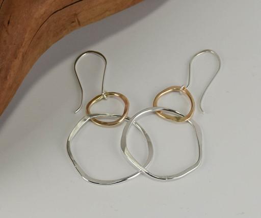 Lazare Earrings / $130