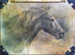 Running Horse (SOLD)