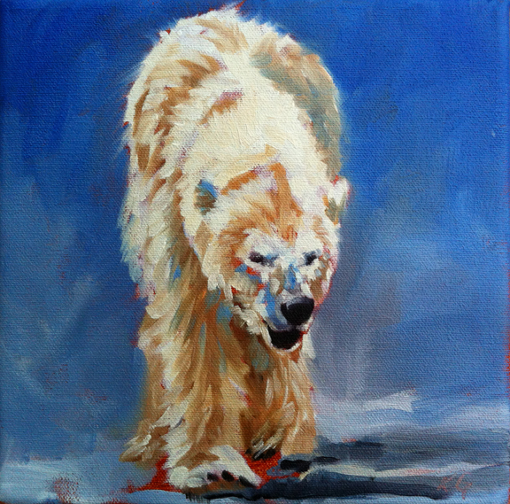Polar Bear Study II