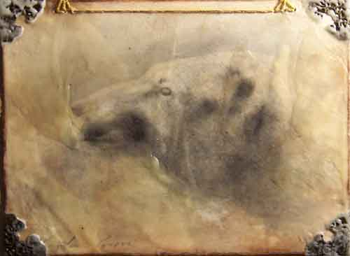 Polar Bear Emerging (SOLD)