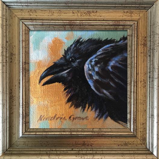 Golden Creatures: Raven's Call (SOLD)