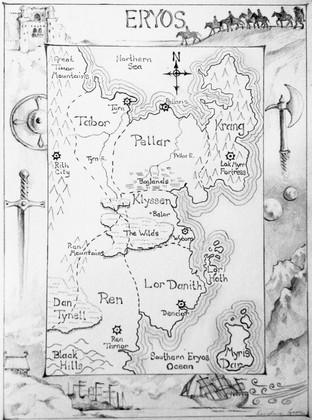 Map of Eryos