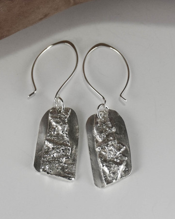 Quest Earrings / $120