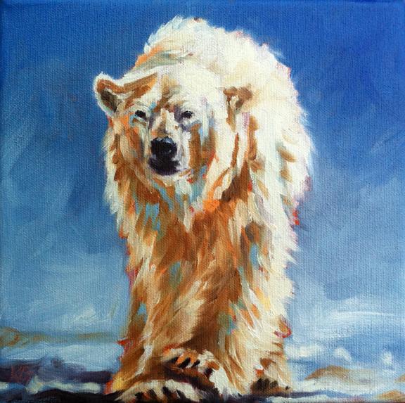 Polar Bear Study I