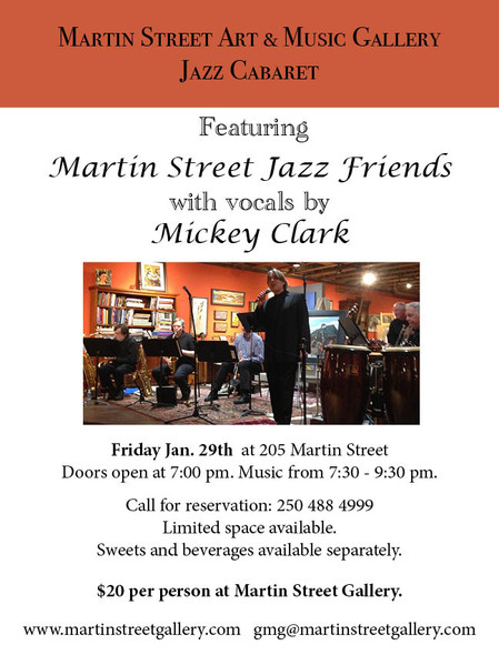 Martin Street Jazz Cabaret