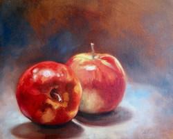 Spot Lit Apples II