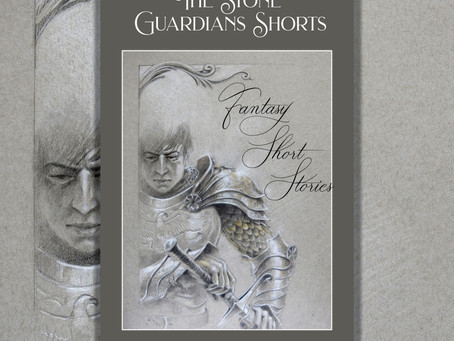 New Chapter Published to Wattpad: The Defender of Myris Dar, The Stone Guardian Shorts.