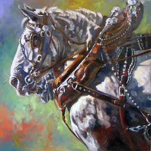 Full Steam Ahead (SOLD)