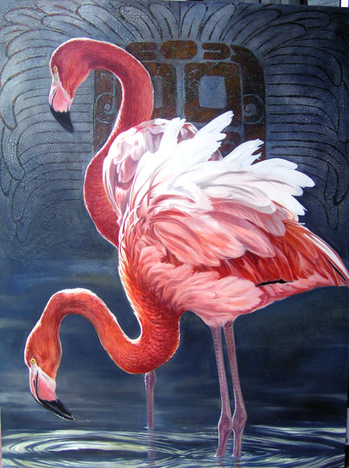 Wings of the Maya