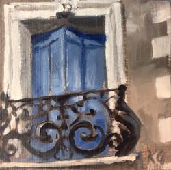 Door Montagnac (SOLD)