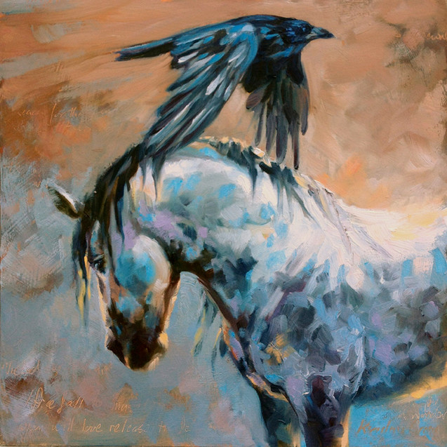 The Messenger (SOLD)