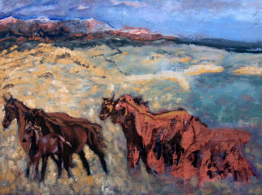 Herd Of The Wild West - part 2