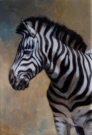 Zebra Mare (SOLD)