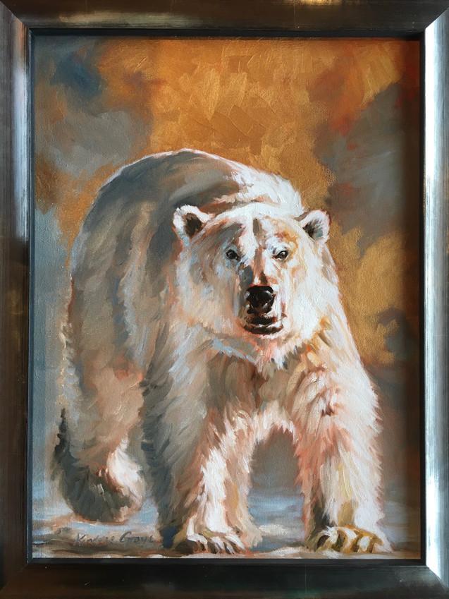 Golden Creatures; Ice Walker (SOLD)