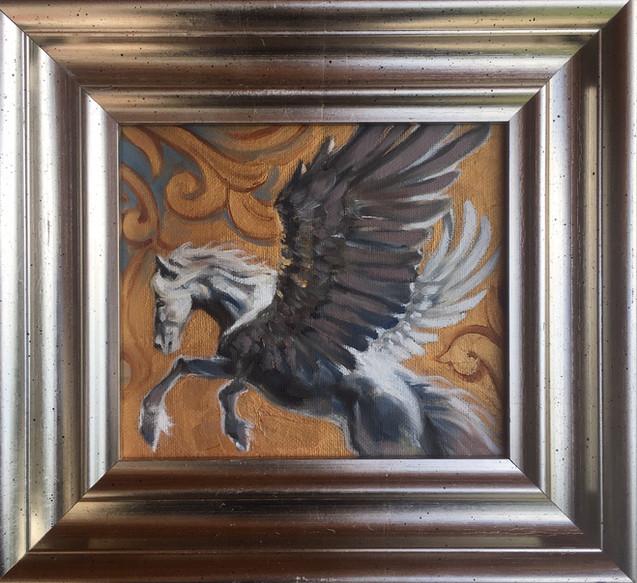 Golden Creatures: Pegasus