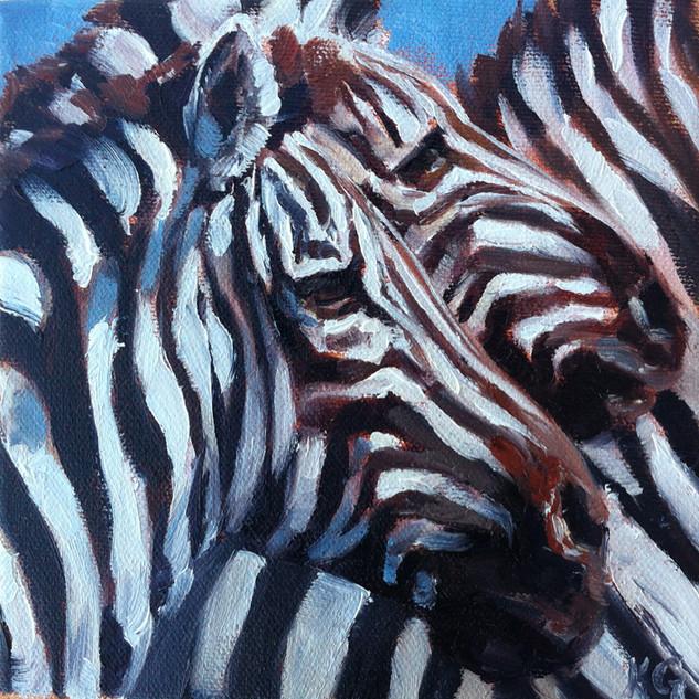 Zebras (SOLD)