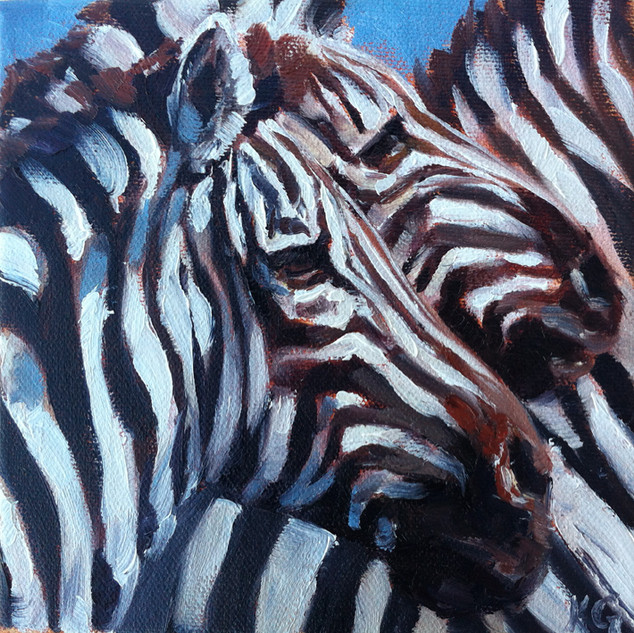 Zebras (SOLD) Prints Available