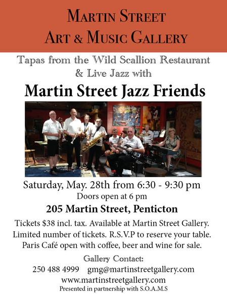 Martin Street Jazz Friends