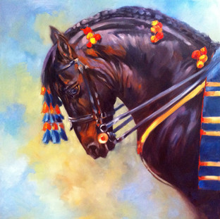 Spanish Stallion (SOLD)