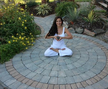 Yoga and Art with Sanaz