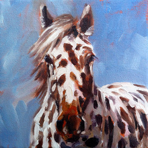 Young Spots (SOLD)