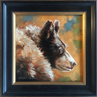 Golden Creatures: Young Cinnimon (SOLD)