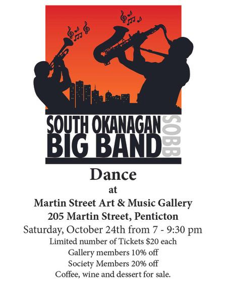 Big Band Dance!