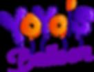Logo officiel YOYO'S BALLOON2.png