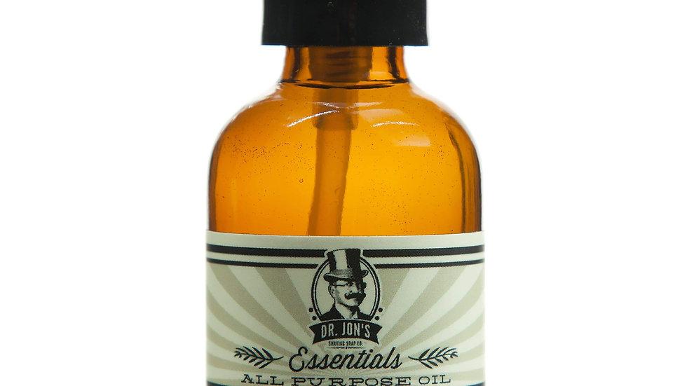Dr. Jon's Essentials All Purpose Oil Clary Sage & Sweet Birch